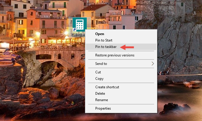 taksbar, Windows 10, personalize, configure, set