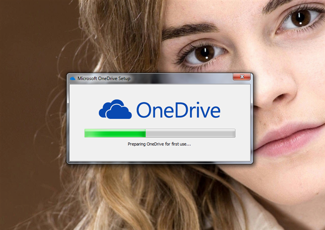 Installing OneDrive for Windows 7