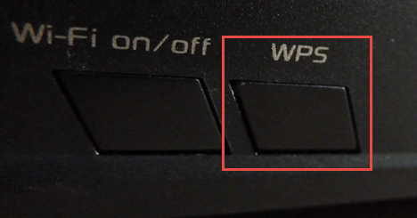 WPS, Wi-Fi Protected Setup, wireless, connection, Windows 8.1