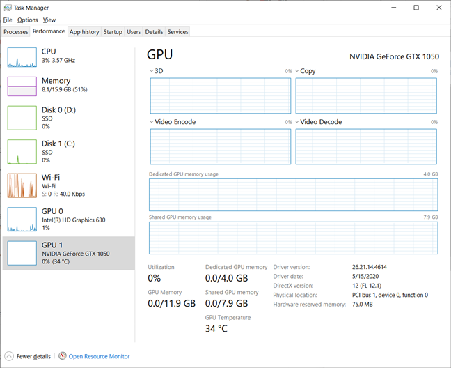Best things about Windows 10: Task Manager