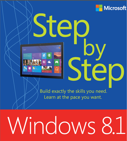 Windows 8.1 Step by Step, book, review