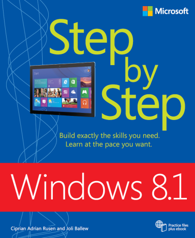 Windows 8.1 Step by Step, the Best Windows 8.1 Book
