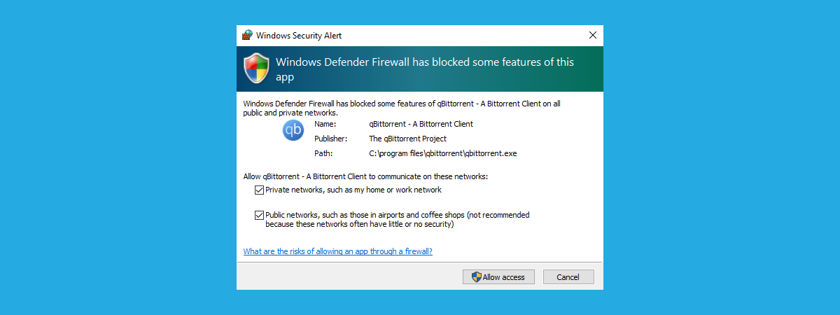 Simple Questions What Is The Windows Firewall And How To Turn It On Or Off Digital Citizen
