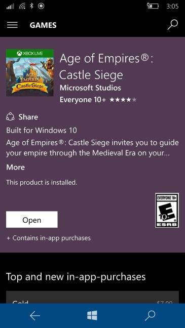 Universal Windows Platform, UWP, apps, games, benefits, consumers, Windows Store