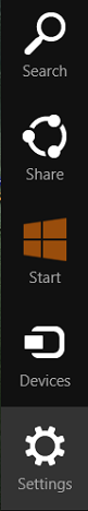 Windows 8 - Rename Mail Accounts