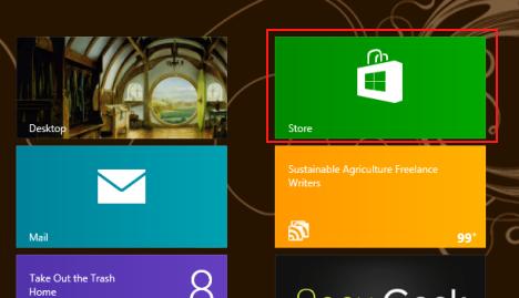 Windows 8 - Windows Store