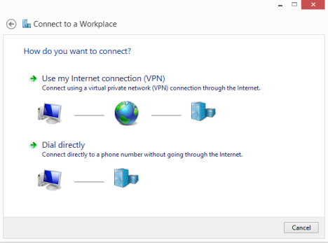 Windows 8, Windows 8.1, VPN, Network, Connection, Configure
