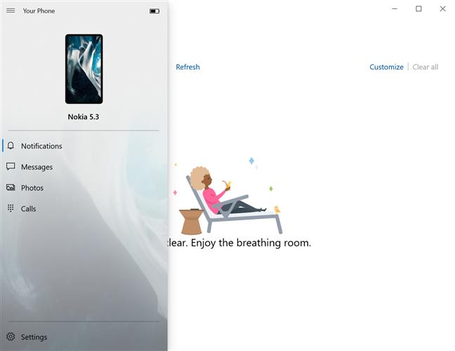 Acceda a su dispositivo Android desde su PC con Windows 10