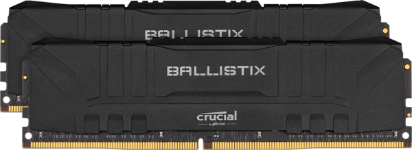 Crucial Ballistix Gaming Memory DDR4-3600