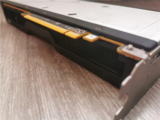AMD Radeon RX 6700 XT uses PCIe 4.0