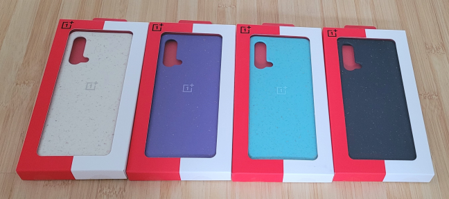Official protection cases for OnePlus Nord CE 5G
