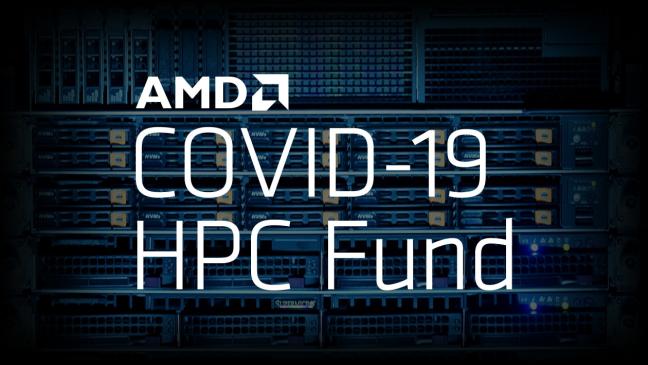 AMD COVID-19 High Performance Computing (HPC) Fund