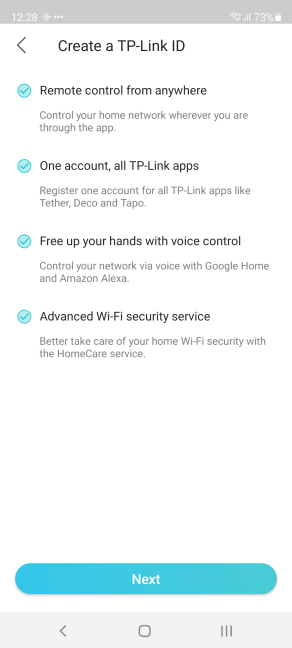 Why you should create a TP-Link ID