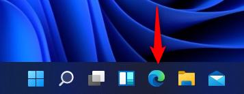 The icon for the Chromium version of Microsoft Edge