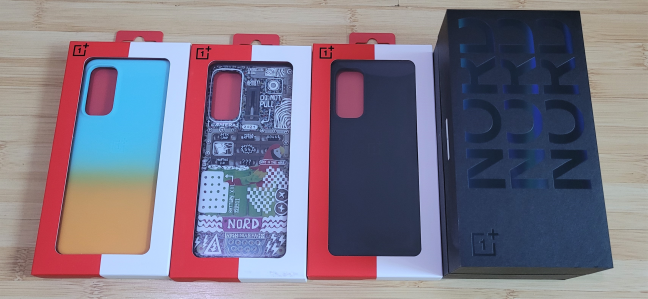 OnePlus Nord2 5G bumper cases