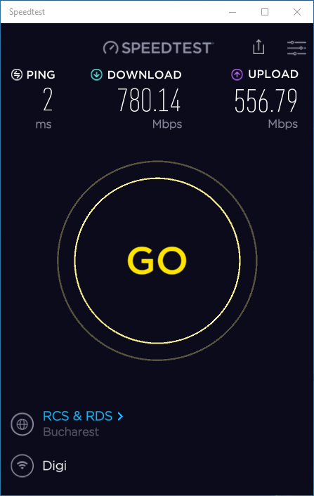 The speed you get on Wi-Fi 6