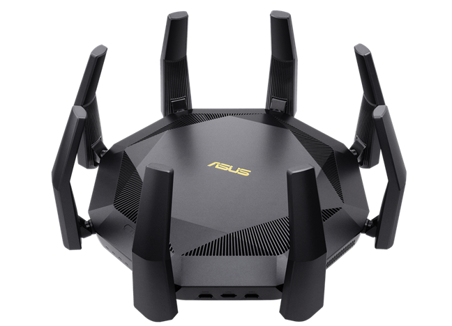 ASUS RT-AX89X may just be the ultimate Wi-Fi 6 router