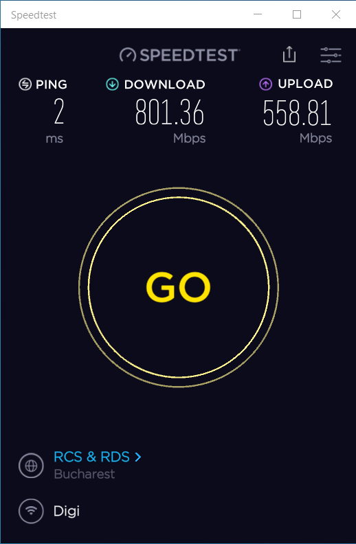 The speed you get with Wi-Fi 6 on an ASUS ZenBook Duo