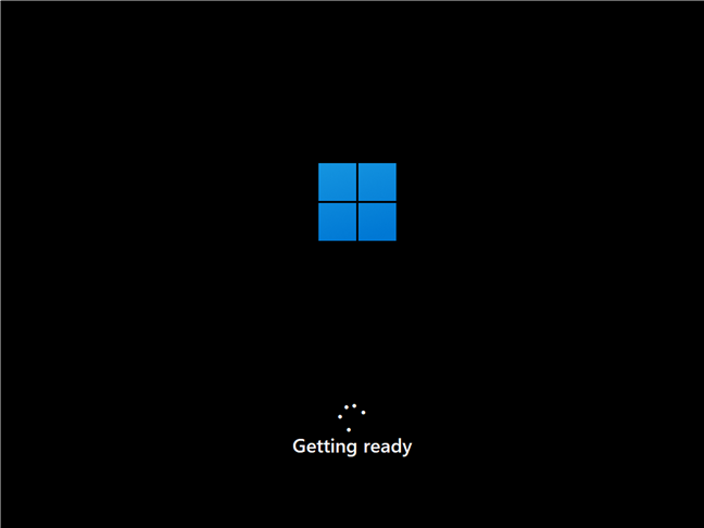 Windows 11 is getting ready to finalize its installation