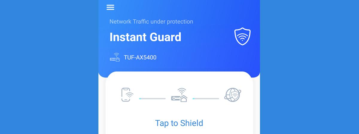 ASUS Instant Guard