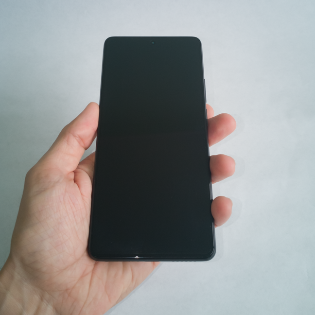 The front of the Xiaomi 11T